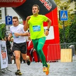 12th Danske Bank Vilnius Marathon - Andrius Murauskas (8689), Benas Lukas (9008)