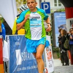 12th Danske Bank Vilnius Marathon - Virginijus Valevičius (7866)