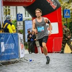 12th Danske Bank Vilnius Marathon - Tautvydas Staugaitis (7349)