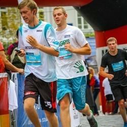 12th Danske Bank Vilnius Marathon - Darius Lukoševičius (6365), Žygimantas Pilipavičius (7156)