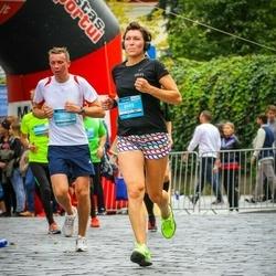 12th Danske Bank Vilnius Marathon - Kristina Valaitytė (8949), Donatas Navickas (9002)