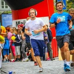 12th Danske Bank Vilnius Marathon - Arūnas Deveikis (8499), Egidijus Klimas (9245)