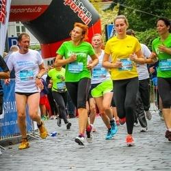 12th Danske Bank Vilnius Marathon - Jaunius Lingys (7923), Skaiste Kščenavičienė (9050)