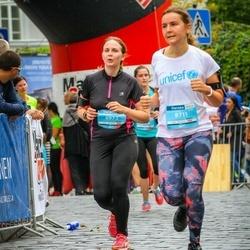 12th Danske Bank Vilnius Marathon - Gabija Girdžiūtė (8711), Viktorija Drongienė (8973)