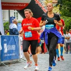 12th Danske Bank Vilnius Marathon - Linda Nolte (6842), Justina Stundytė (7911)