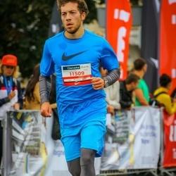 12th Danske Bank Vilnius Marathon - Kasparas Šaikus (11509)