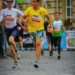12th Danske Bank Vilnius Marathon - Antanas Cikanauskas (10352), Lukas Ribokas (11475)