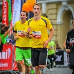 12th Danske Bank Vilnius Marathon - Rokas Dvarvytis (12426)