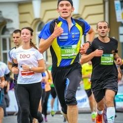 12th Danske Bank Vilnius Marathon - Mantas Volungevičius (15035), Karim Abu Nahia (17619)