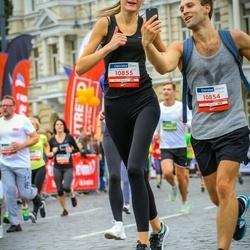 12th Danske Bank Vilnius Marathon - Mantas Samulevičius (10854), Miglė Kybartaitė (10855)