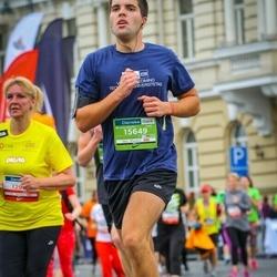 12th Danske Bank Vilnius Marathon - Dominykas Lėveris (15649)