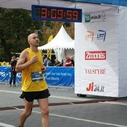 12th Danske Bank Vilnius Marathon - Saulius Litvinavicius (1137)
