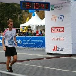 12th Danske Bank Vilnius Marathon - Donatas Kojala (918)