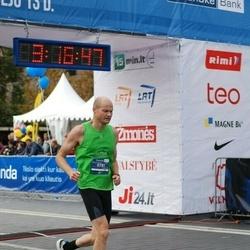 12th Danske Bank Vilnius Marathon - Šarūnas Liegus (781)