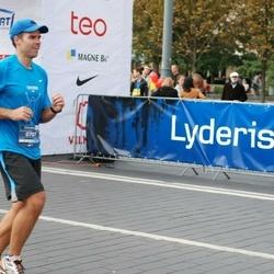 12th Danske Bank Vilnius Marathon - Kaspars Boriss (707)