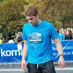 12th Danske Bank Vilnius Marathon - Kaspars Germanis (378)