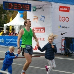 12th Danske Bank Vilnius Marathon - Edvardas Linkevičius (20), Laurynas Staniulis (586)