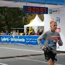 12th Danske Bank Vilnius Marathon - Sarunas Radzevicius (625)