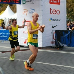12th Danske Bank Vilnius Marathon - Ignas Staškevičius (527)