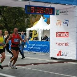 12th Danske Bank Vilnius Marathon - Dainius Mockevičius (1068)