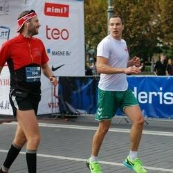 12th Danske Bank Vilnius Marathon - Raimondas Pasternackis (1043)