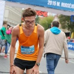 12th Danske Bank Vilnius Marathon - Daniil Sadomskij (8485)