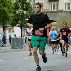 12th Danske Bank Vilnius Marathon - Egidijus Daukšys (3851)