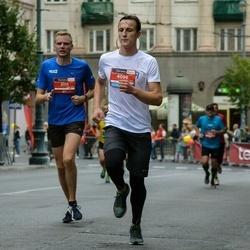 12th Danske Bank Vilnius Marathon - Mantas Didžiariekis (3111), Dovydas Kanapienis (4096)