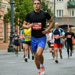 12th Danske Bank Vilnius Marathon - Aurelijus Ivanauskas (3095)