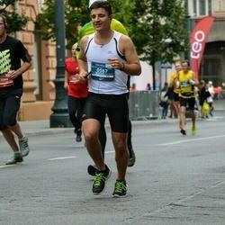 12th Danske Bank Vilnius Marathon - István Deák (567)