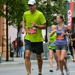 12th Danske Bank Vilnius Marathon - Mindaugas Puskunigis (2374)