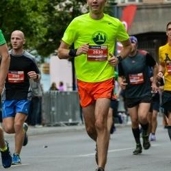 12th Danske Bank Vilnius Marathon - Vaidotas Neniškis (2630)