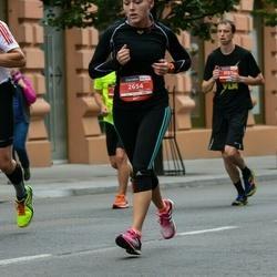 12th Danske Bank Vilnius Marathon - Polina Čachovskaja (2654)
