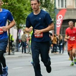 12th Danske Bank Vilnius Marathon - Kipras Šešplaukis (4118)