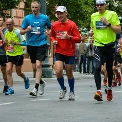 12th Danske Bank Vilnius Marathon - Rimas Petkevičius (959), Pasi Minkkinen (1138), Keert Jaanus (2423)