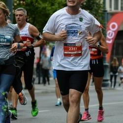 12th Danske Bank Vilnius Marathon - Damian Zakrzewski (2351)