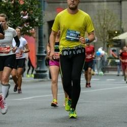 12th Danske Bank Vilnius Marathon - Mantas Kubilius (603)