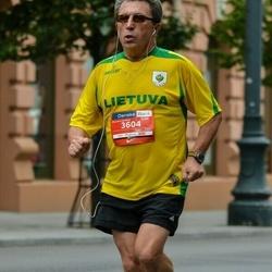 12th Danske Bank Vilnius Marathon - Antanas Valionis (3604)