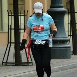 12th Danske Bank Vilnius Marathon - Monika Baležentytė (2651)