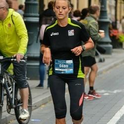 12th Danske Bank Vilnius Marathon - Alionka Kornijenko (480)
