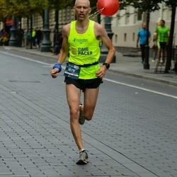 12th Danske Bank Vilnius Marathon - Matīss Vecvagaris (679)