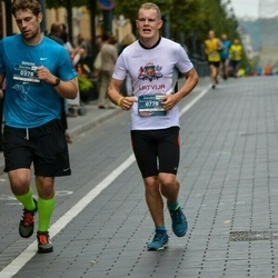 12th Danske Bank Vilnius Marathon - Didzis Videmanis (778)
