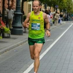 12th Danske Bank Vilnius Marathon - Edvard Junda (748)