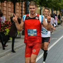 12th Danske Bank Vilnius Marathon - Mantas Marcinkevičius (1073)