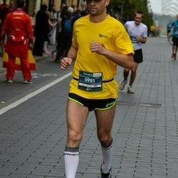 12th Danske Bank Vilnius Marathon - Jurij Džuplij (991)