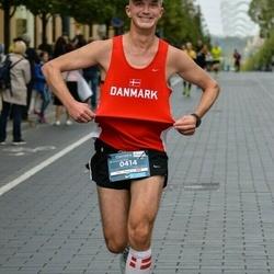 12th Danske Bank Vilnius Marathon - Thomas Lønbæk (414)