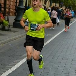 12th Danske Bank Vilnius Marathon - Darius Steckis (496)
