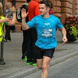 12th Danske Bank Vilnius Marathon - Donatas Janušauskas (733)