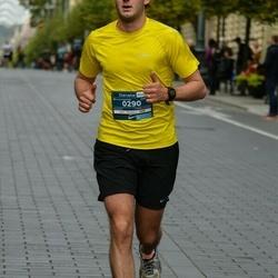 12th Danske Bank Vilnius Marathon - Henry De Boysson (290)