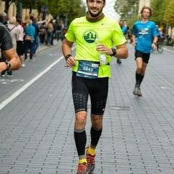 12th Danske Bank Vilnius Marathon - Andrius Mačys (843)